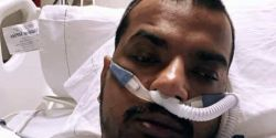 Homem antivacina e contra intubação morre de Covid aos 34 anos